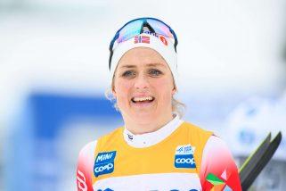 Therese Johaug biega szybko i bez nart. Mogłaby być lekkoatletyczną… mistrzynią Europy