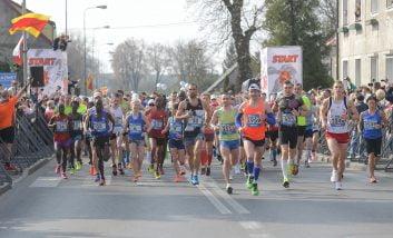 MP w maratonie po raz 33. w Dębnie