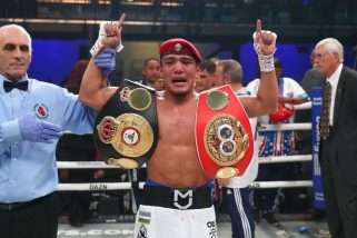 Uzbecki patent. Narodziła się nowa bokserska potęga?