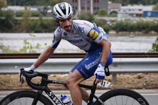 Tour de France: Alaphilippe znowu w żółtej koszulce