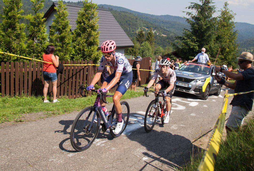Tour de Pologne: Profesorski finisz i nowy lider wyścigu