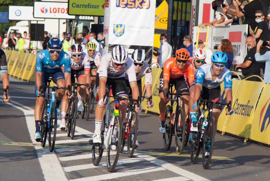 Tour de Pologne wróciło do normy. Drugi etap dla mistrza świata