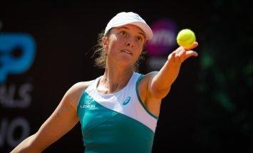 Roland Garros 2020: Iga Świątek wchodzi z buta
