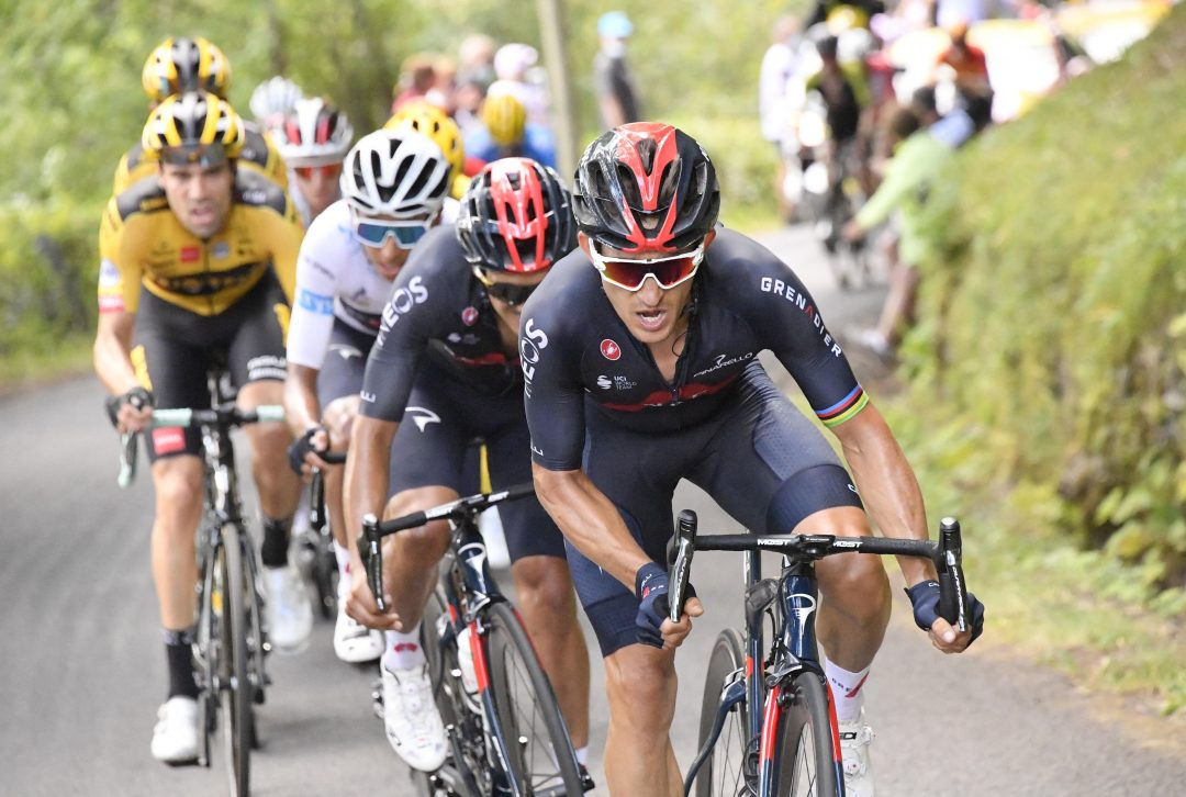 Polski etap Tour de France! Kwiato stawia sobie pomnik