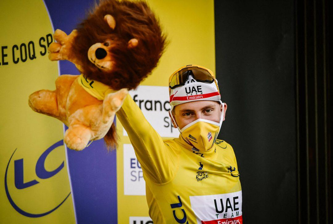 Pogačar dopełnił formalności i wygrał Tour de France!