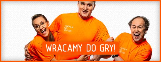 Pomarańczowa Siła wraca do gry. Będzie aktywnie, sportowo i bezpiecznie!