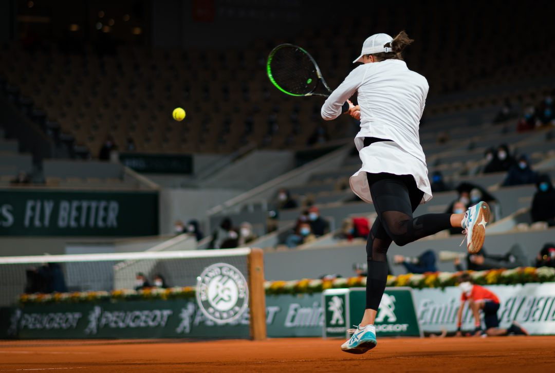 Iga Świątek w półfinale debla na French Open!