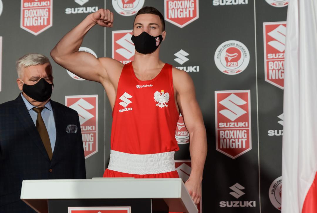 Polacy rozbili Chorwatów w bokserskim sparingu