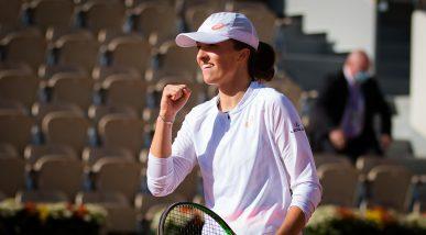 Iga, jesteś wielka! Polka zagra w finale French Open