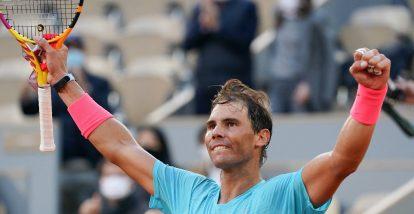 Hiszpański kosmita. Nadal wygrał French Open po raz trzynasty i dogonił Federera!