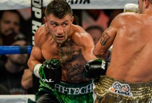 Łomaczenko kontra Lopez – bokserska wojna pokoleń z ojcami w tle