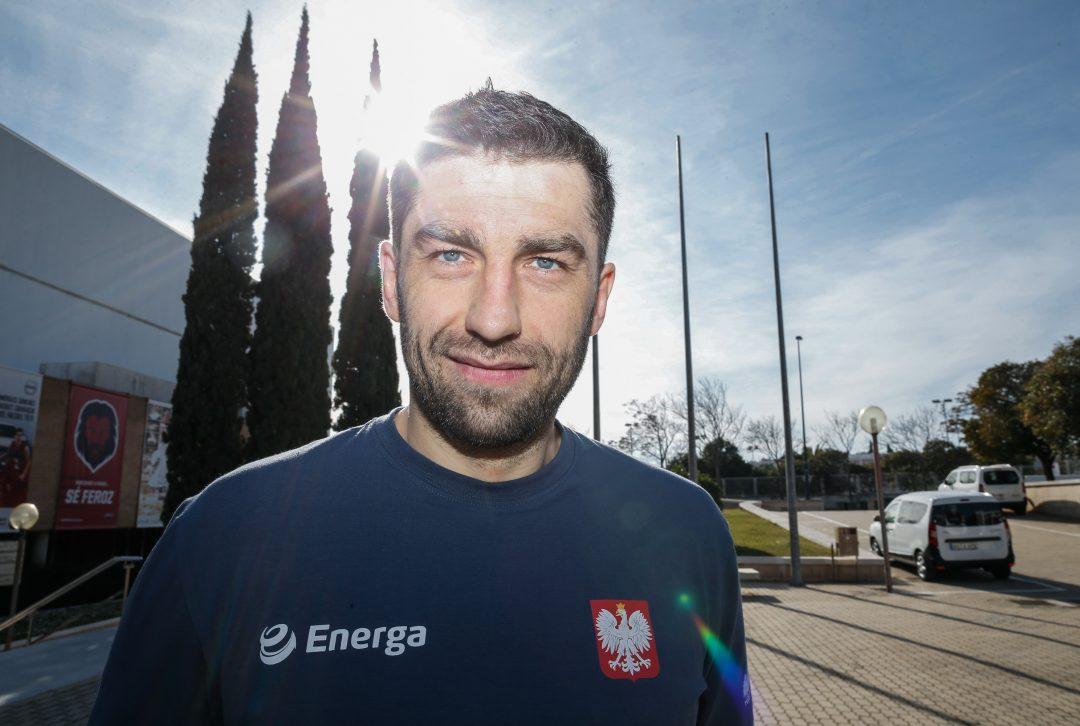 Hrycaniuk: Cel? Jak najszybszy awans do Eurobasketu