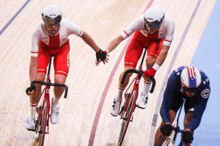 Jeden medal dla Polski. Podsumowanie mistrzostw Europy w kolarstwie torowym