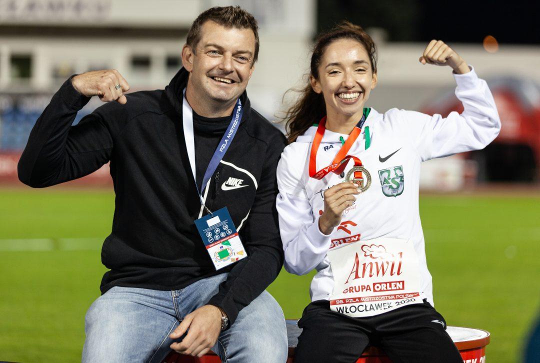 Sofia Ennaoui: teraz biegam 100 km tygodniowo, a będzie 150!
