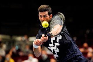 Weterani zrobili swoje. Djokovic uzupełnił skład półfinalistów ATP Finals