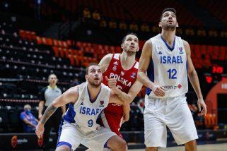 Awans na Eurobasket jeszcze nie teraz. Polacy przegrali z Izraelem