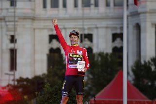 Vuelta dojechała do Madrytu. Roglic obronił tytuł