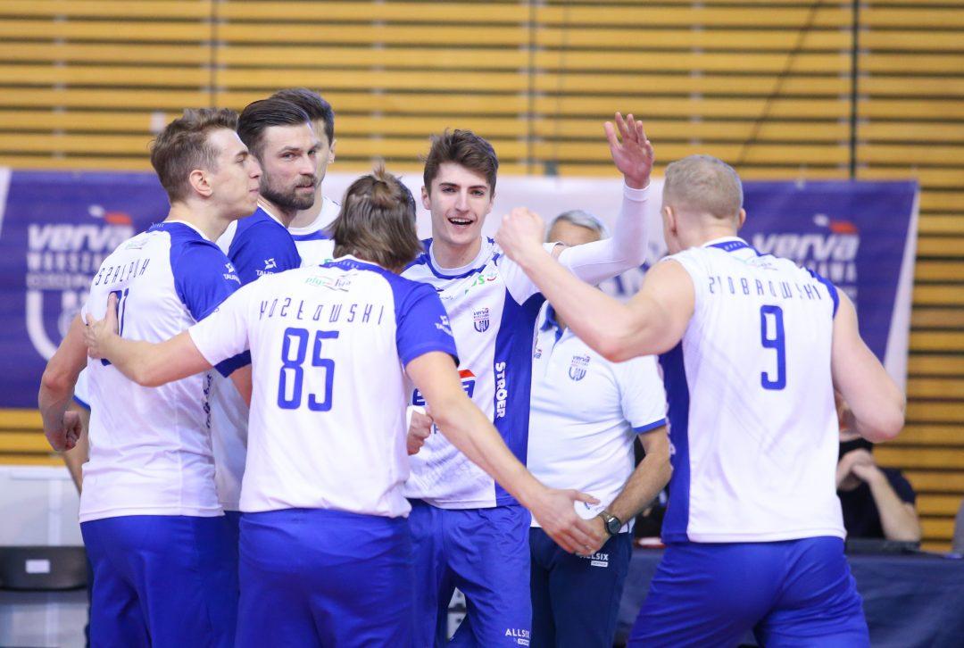 Verva zmiażdżyła Rosjan. Kolejne mecze Ligi Mistrzów już w 2021 roku