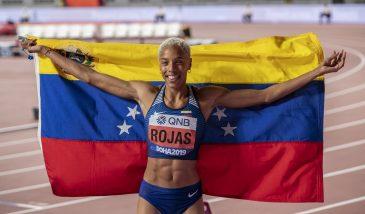 Yulimar Rojas. Tańcząca bohaterka najsmutniejszego kraju świata