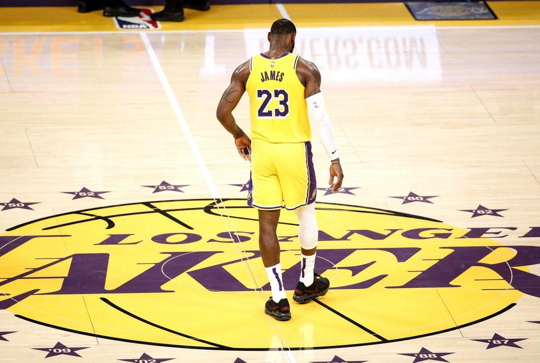 LeBron przedłużył umowę z Lakers. Będzie zarabiał sporo, ale nie najwięcej w NBA