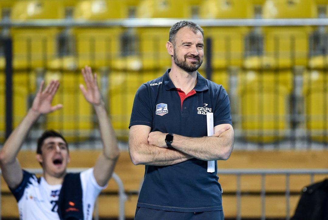 Nikola Grbić. Perfekcjonizm i spokój sprawdzają się również na ławce trenerskiej