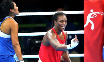 Dwukrotna mistrzyni olimpijska w boksie chce podbić MMA!