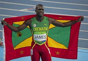 Mały kraj, wielki biegacz. Kirani James, czyli olimpijska duma Grenady