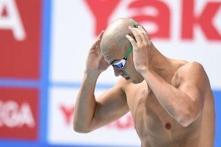 Lata lecą, a pan wciąż w basenie – oto najlepszy z pływaków, którzy nie wygrali igrzysk