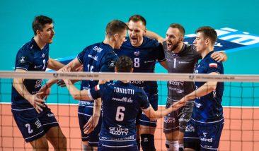 Polskie zespoły stabilnie. Znów wygrały w Lidze Mistrzów