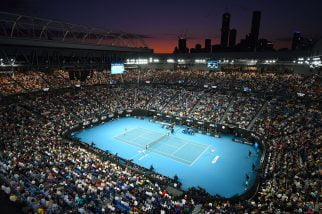 Kwarantanna, złe jedzenie i treningi. Co słychać przed Australian Open?