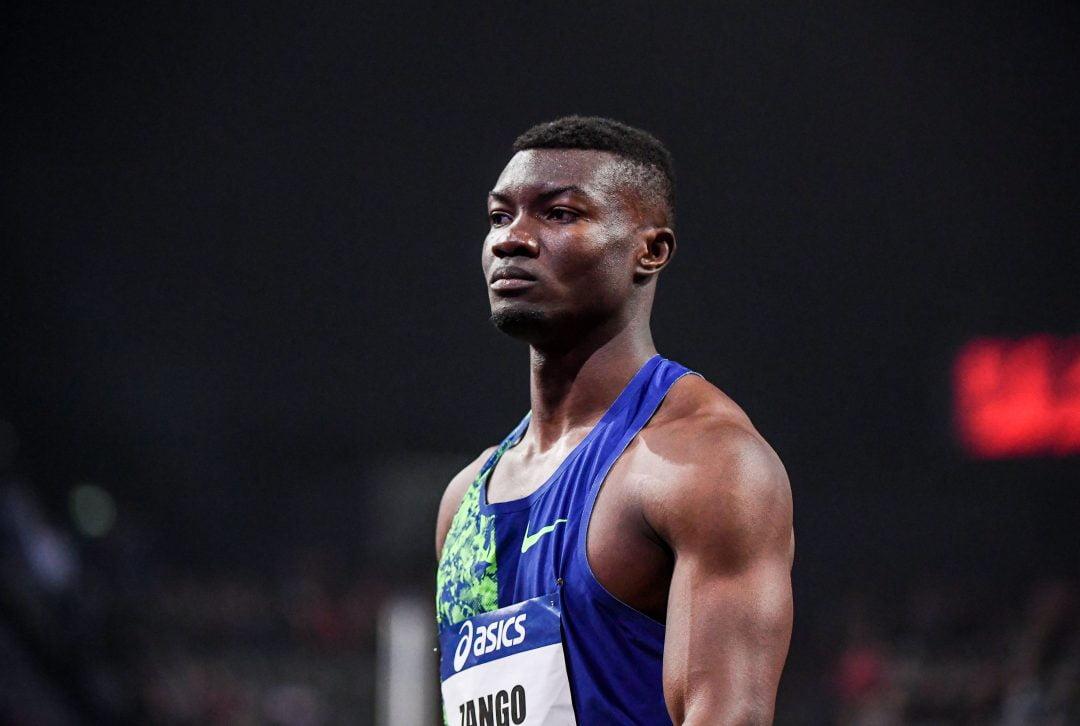 Hugues Fabrice Zango przeszedł do historii trójskoku i Burkina Faso