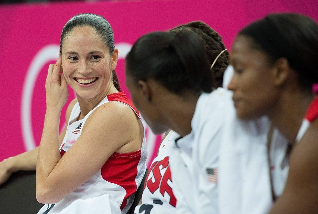 Sue Bird. Najpierw piąty złoty medal igrzysk, potem trenerka?
