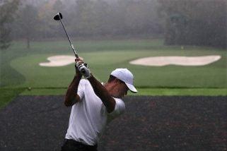 Tiger Woods poważnie ranny po wypadku samochodowym