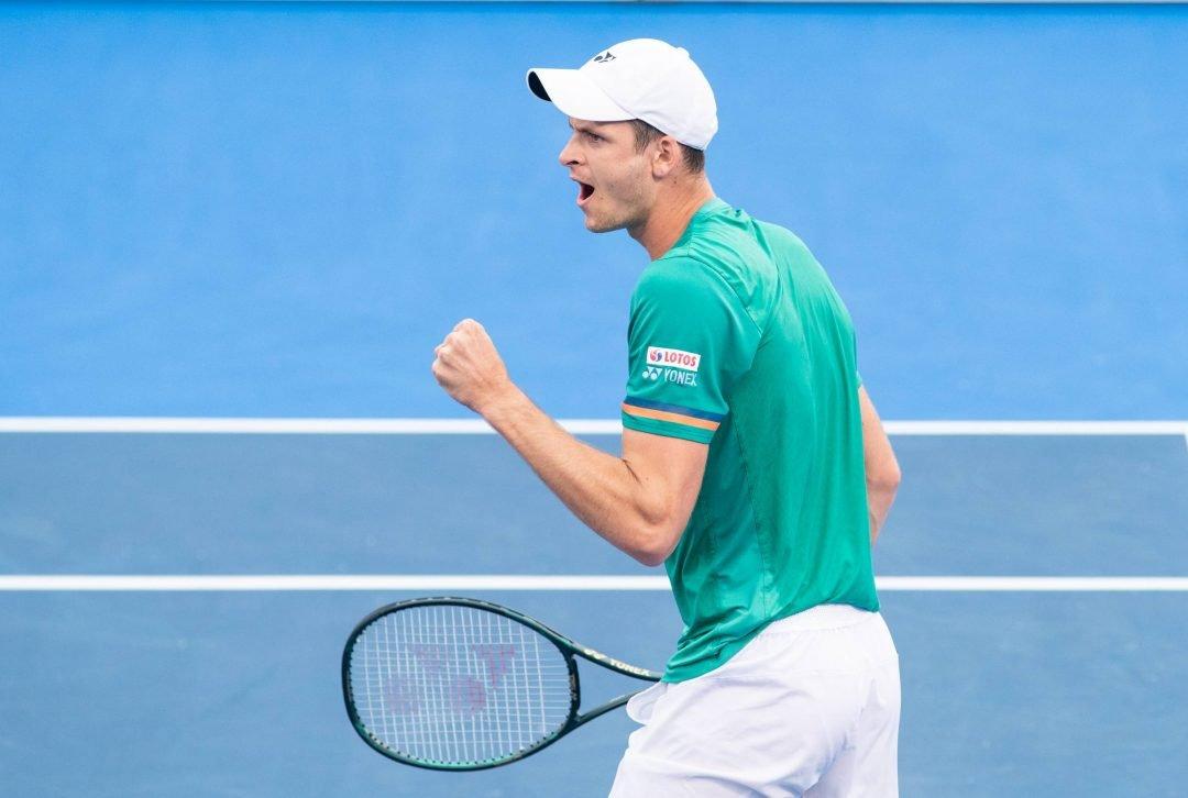 Hubert Hurkacz w ćwierćfinale ATP Masters w Miami!