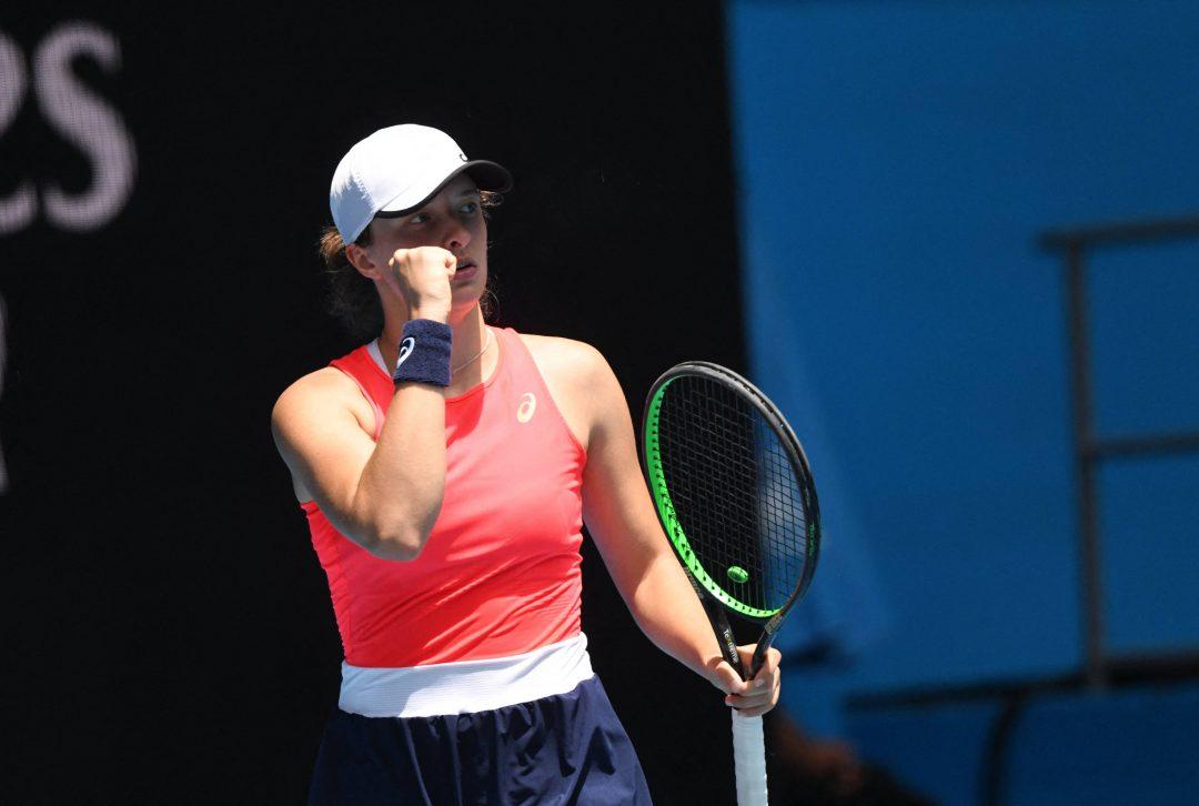 Świątek się nie zatrzymuje – jest już w 1/8 finału Australian Open!