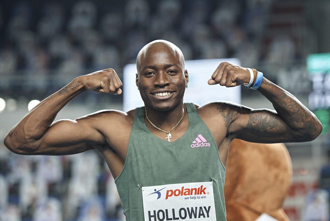 Grant Holloway pobił 27-letni rekord świata!
