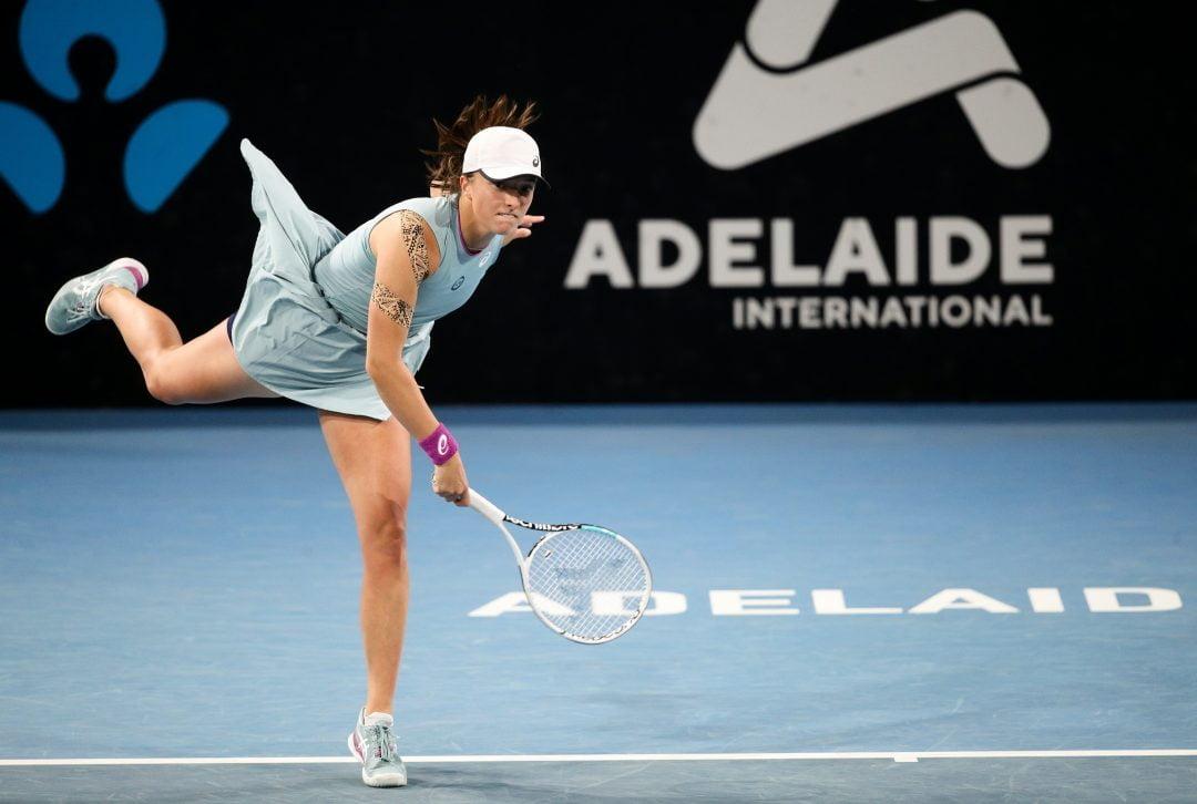 Iga Świątek w finale turnieju w Adelajdzie!