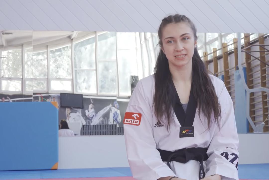 Z czym się je taekwondo? Tłumaczy Patrycja Adamkiewicz