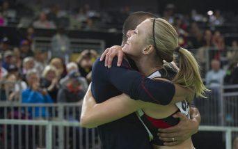 Ashton Eaton i Brianne Theisen-Eaton. Kariera sportowca przemija, my nie