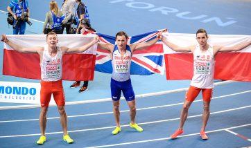 Niesamowity Dobek zostaje mistrzem Europy! Medale zdobywają też Borkowski, Jóźwik i Cichocka