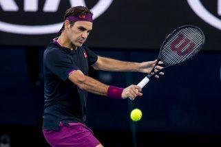 Tenis. Zwycięski powrót Federera i porażka Świątek