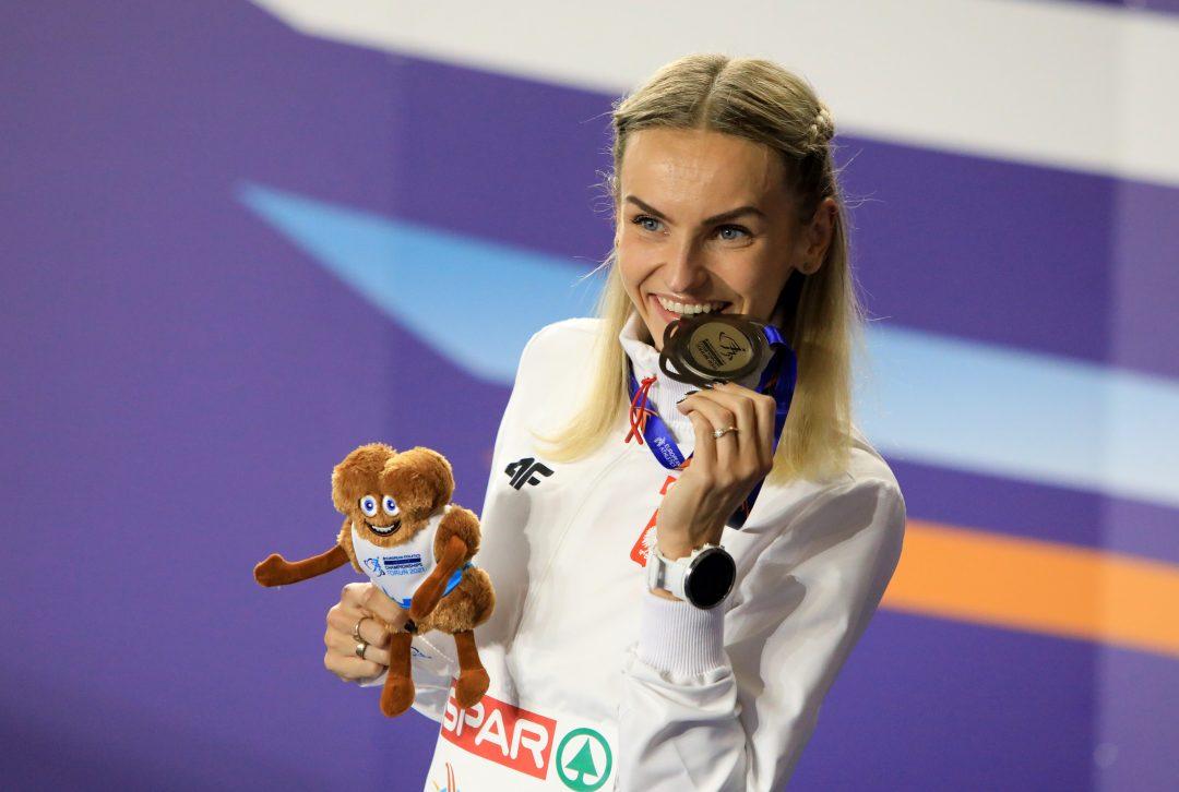 II dzień HME: srebro Święty-Ersetic, Lisek w finale i znakomite 800 metrów