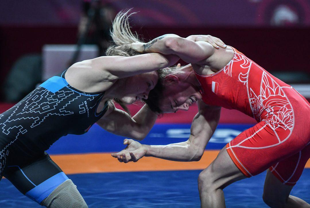 Sukcesy polskich zapaśników na mistrzostwach Europy. Jest 5 medali, może być więcej
