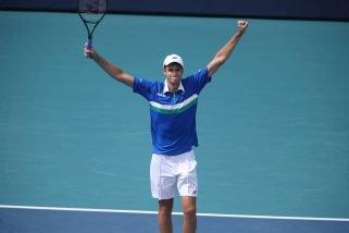 Hubert Hurkacz w finale turnieju ATP w Miami!