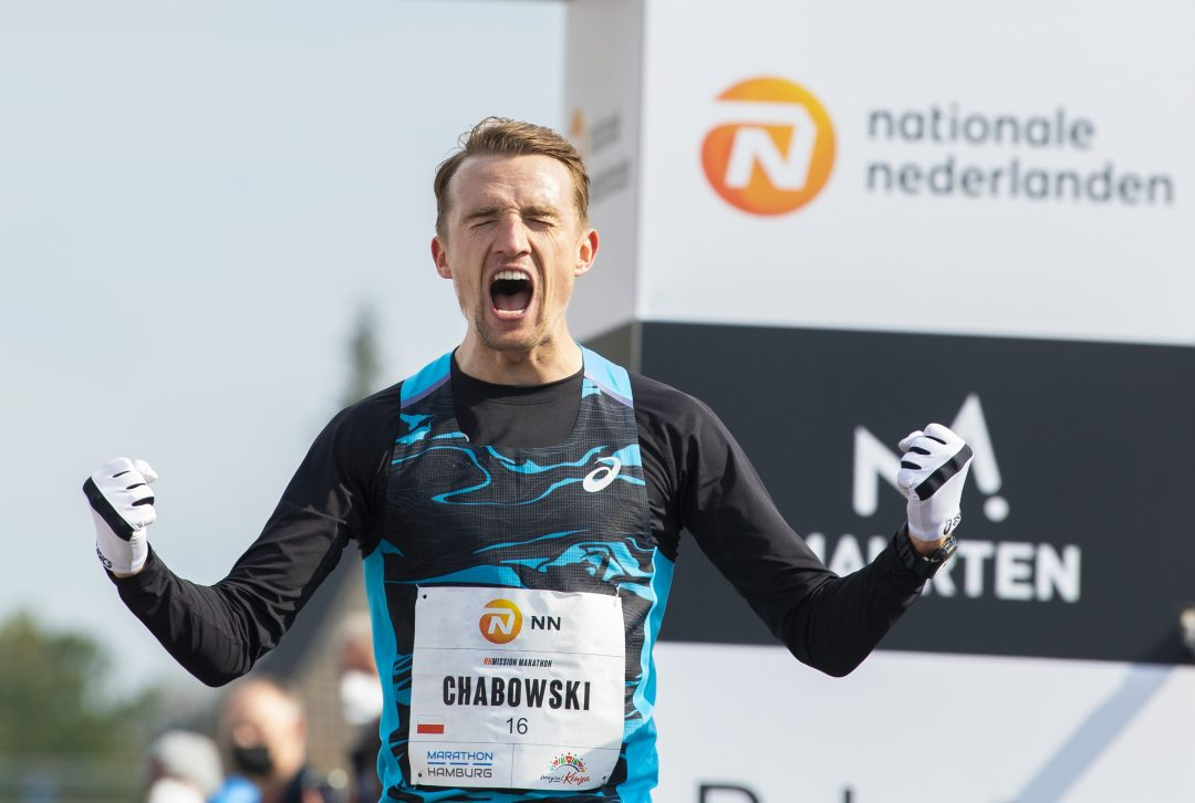 Chabowski: Walka o olimpijskie marzenie trwała od 2008 do 2021 roku