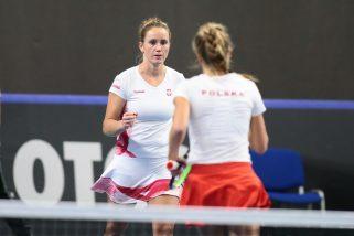 Tenis. Polki wygrały z Brazylijkami w Billie Jean King Cup!