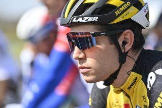Na centymetry. Wout Van Aert wygrywa Amstel Gold Race, Kwiatkowski w czołówce
