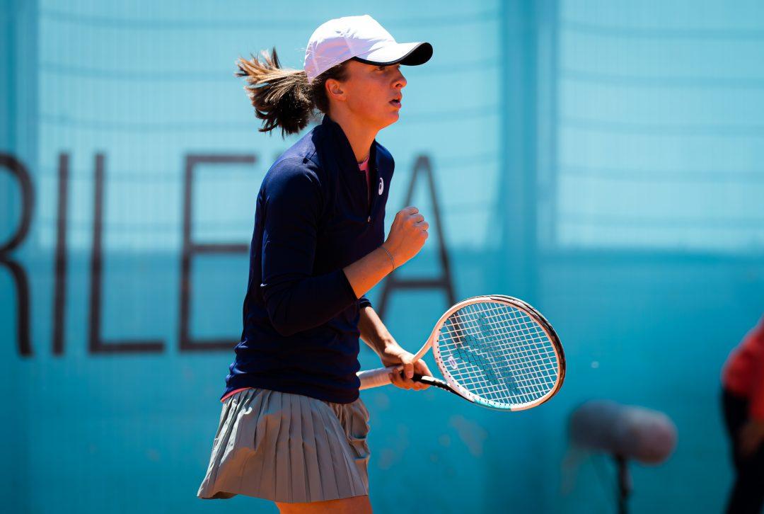 WTA Rzym. Świątek gra dalej, Linette odpadła