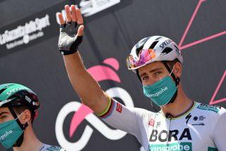 Giro d'Italia dotarło do przystanku. 10. etap wygrał Sagan, ale w czołówce bez zmian