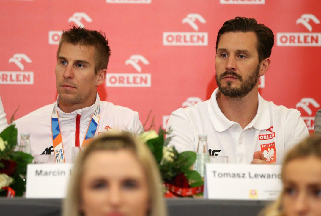 Marcin Lewandowski zakończył współpracę z bratem